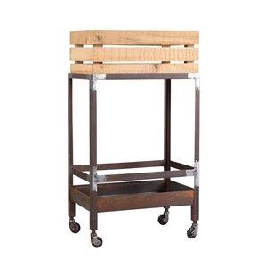 Ophelia Bar Cart by Wildon Home ?