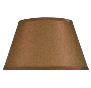 Great choice 12.5 Fabric Empire Lamp Shade By Aspen Creative Corporation