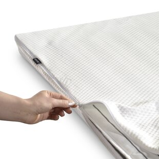 Jay-Be Value Washable Mattress Protector, Single By Jay-Be