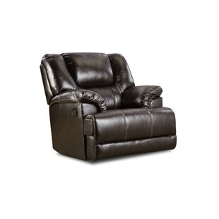 Starr Manual Recliner by Simmons Upholstery