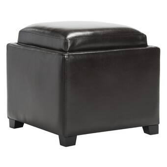 Enjoyable Three Posts Croydon Storage Ottoman Reviews Wayfair Uwap Interior Chair Design Uwaporg