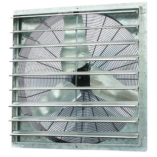 Compare prices 6100 CFM Bathroom Fan with Variable Speed By iLIVING