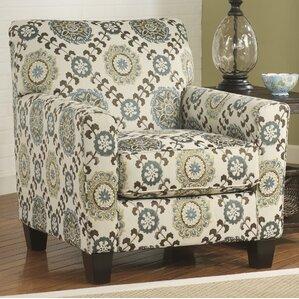 Moffett Club Chair by Darby Home Co