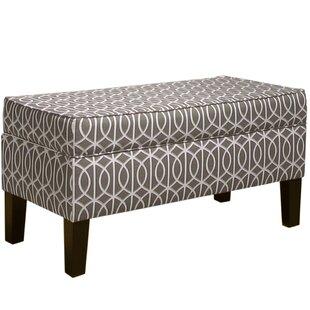 Willa Arlo Interiors Alandra Upholstered Storage Bench