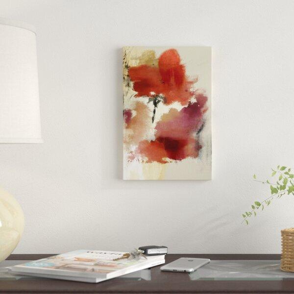East Urban Home \'Sensual\' Graphic Art Print on Canvas | Wayfair