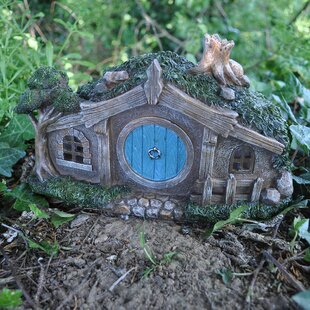 Lepage Hobbit Cottage With Lights Fairy Garden By Sol 72 Outdoor