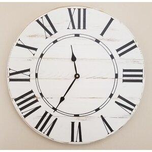 Oversized Wall Clocks Youll Love Wayfair