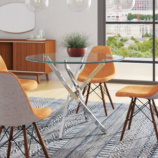 Monahan Dining Table by Orren Ellis Best