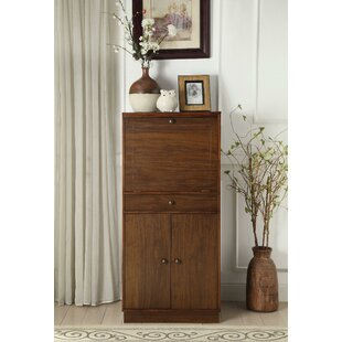 Wadlington Wooden Bar Cabinet by Charlton Home