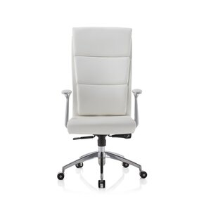 Orren Ellis Alya Aluminum Desk Chair