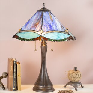 Roksanda Blue 23 Buffet Lamp
