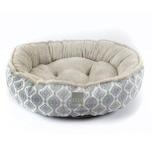 Bolster Comfy Pooch Dog Bed by Elle Decor
