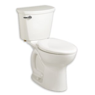 American Standard Cadet 1.6 GPF Round Two-Piece Toilet