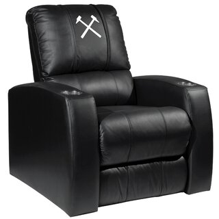 West Ham United Hammers Logo Relax Manual Wall Hugger Recliner by Dreamseat SKU:CD296052 Price Compare