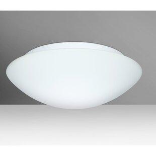Purchase Nova 3-Light Outdoor Flush Mount By Besa Lighting