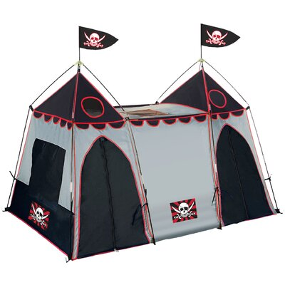 Pirate Hide-Away Play Tent  sc 1 st  Wayfair & KidCo Peapod Plus Travel Play Tent u0026 Reviews | Wayfair