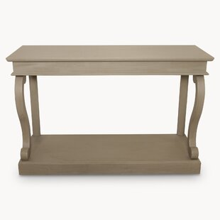 Lahziri Console Table By Rosalind Wheeler