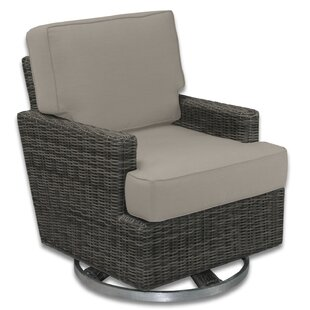 Patio Heaven Palisades Patio Chair with Cushion