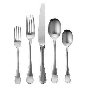 Bergen 45-Piece Flatware Set, Service for 8