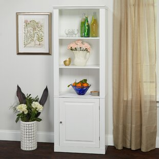 Charlton Home Kass Essential China Cabinet