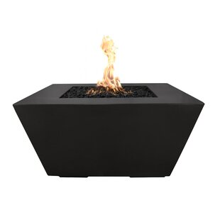 Redan Concrete Fire Pit Table