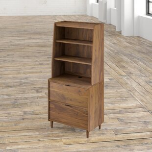 Cutrer 2-Drawer Vertical Filing Cabinet by Mercury Row