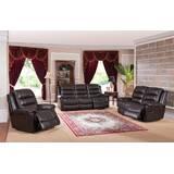 Lorretta Reclining Configurable Living Room Set by Red Barrel Studio