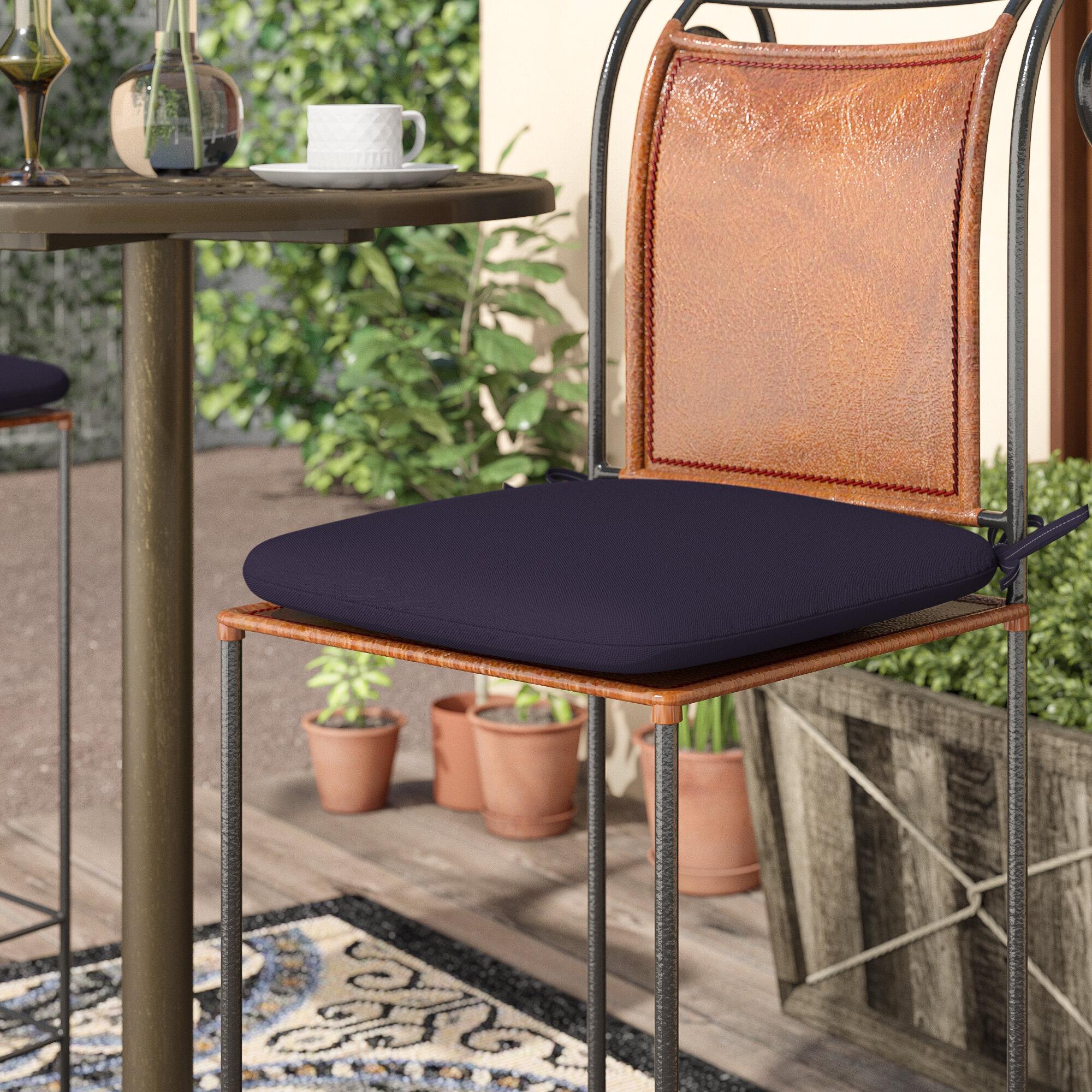 Barstool Charlton Home Chair Seat Cushions You Ll Love In 2021 Wayfair