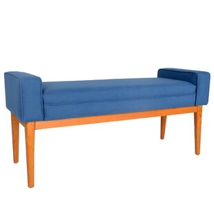 Tabitha Upholstered Bench by Porthos Home