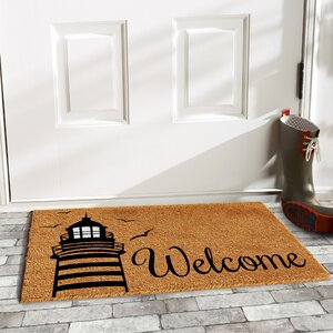 Goodwin Lighthouse Welcome Doormat