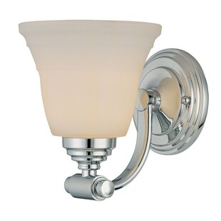 Watchet 1-Light Bath Sconce by Fleur De Lis Living