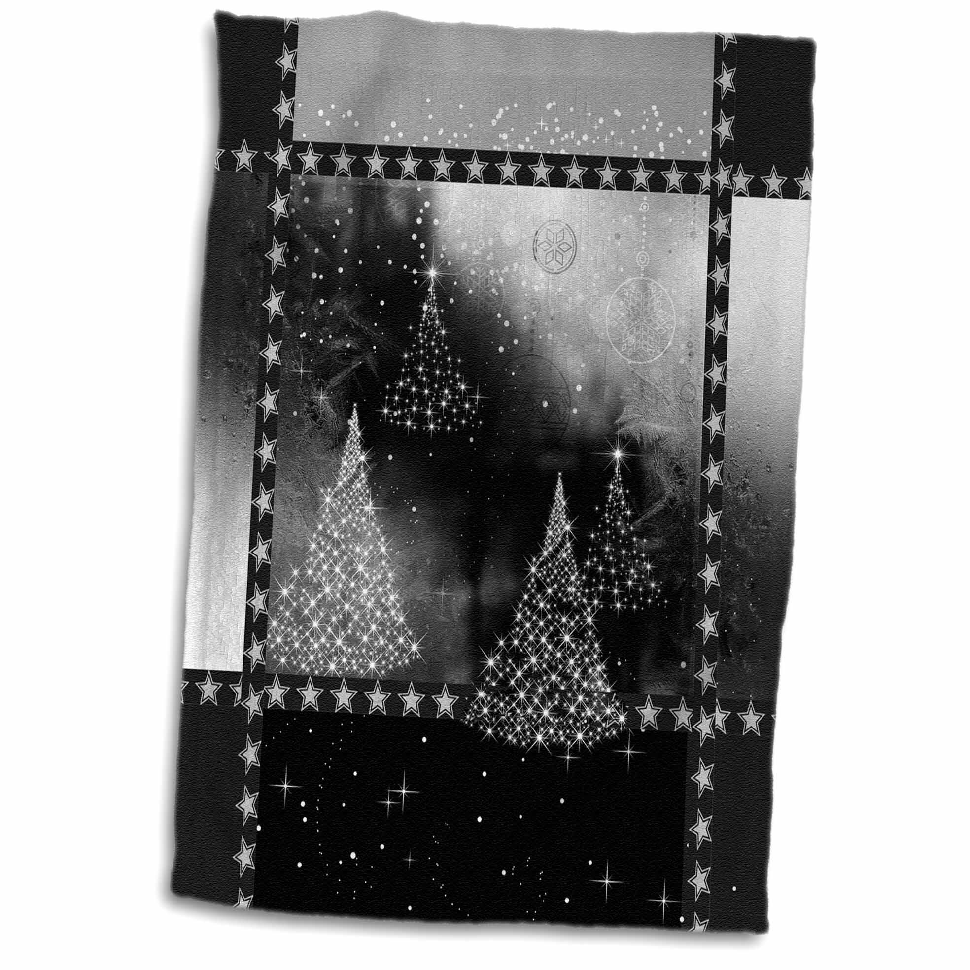 Black Christmas Kitchen Towels You Ll Love In 2021 Wayfair