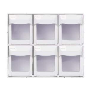 Rebrilliant Eden Tip Out Bin (Set of 10)