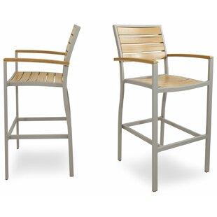 Loft Bar Arm Chair Set (Set of..