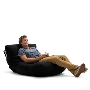 Roma Suede Plus Bean Bag Lounger