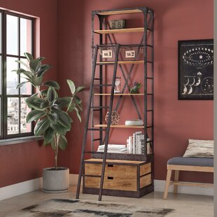 Charmine Etagere Bookcase