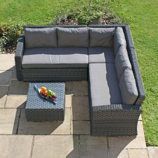 Blaisdell 5 Seater Rattan Sofa Set By Sol 72 Outdoor