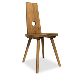 Boozer Geo Chalet Solid Wood Dining Chair..