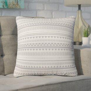 Rayner Aztec Indoor/Outdoor Throw Pillow by Brayden Studio