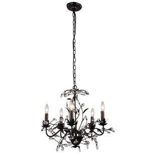 House of Hampton Ramsey 5-Light Candle Style Chandelier
