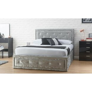 Lewis Upholstered Ottoman Bed By Willa Arlo Interiors