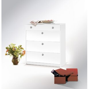 12 Pair Shoe Storage Cabinet By Rebrilliant