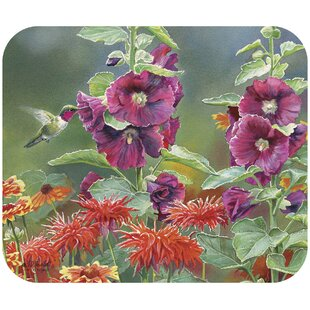 August Grove Munson Hummingbird Mouse Pad