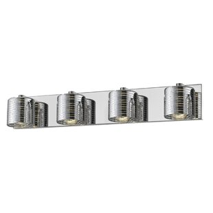 Orren Ellis Frank 4-Light Vanity Light