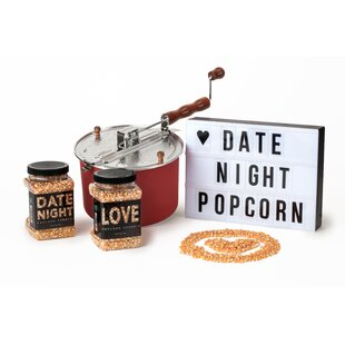 192 Oz. Whirley-Pop Tub And Love Jar