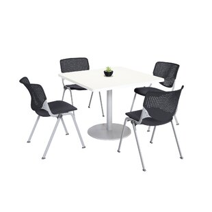 Lundell 5 Piece Dining Set by Latitude Run