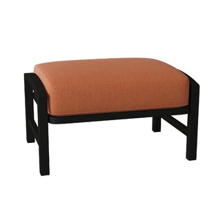 Lakeside Ottoman With Cushion by Tropitone Comparison