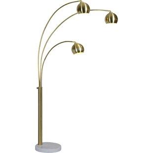 Best Price Dicken 83 Tree Floor Lamp By Corrigan Studio
