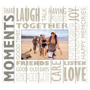 Moments Subway Tabletop Picture Frame