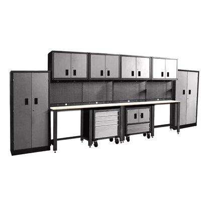 Wheels Garage Storage Cabinets